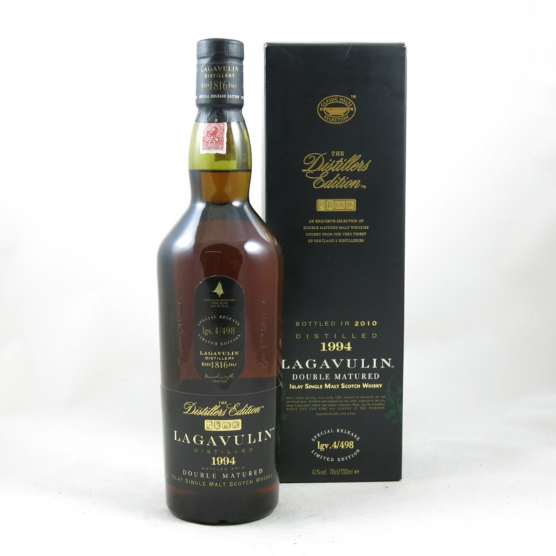 Lagavulin Distillers Edition 1994 2010   0,7 LITER