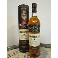 Caol Ila The Maltman 2014-2019 54,9%
