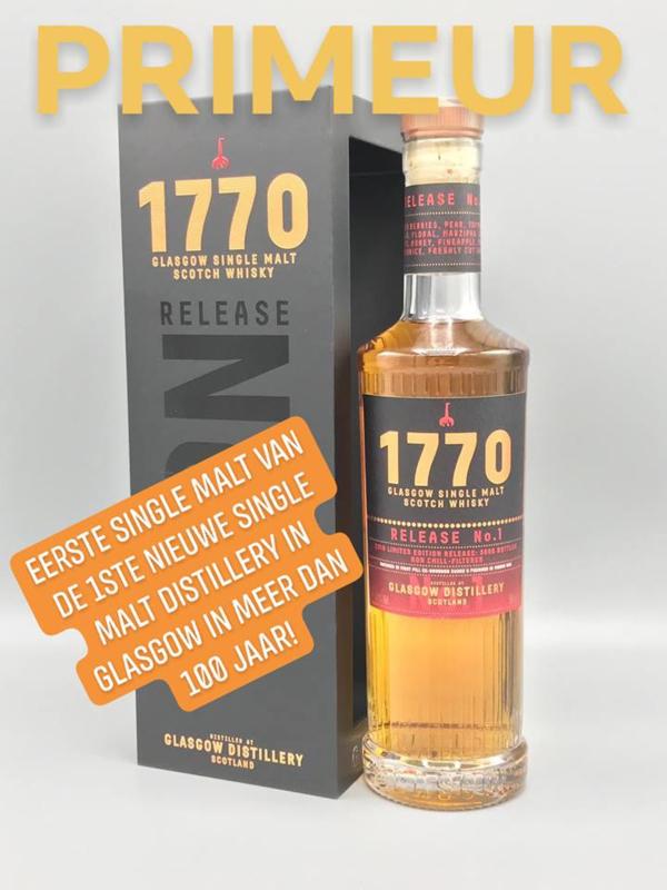 Release No 1, 1770 Glasgow