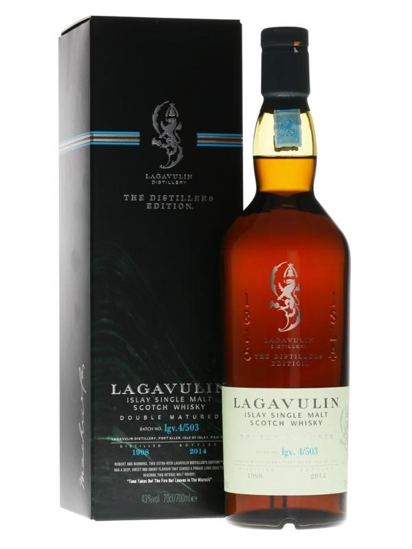 Lagavulin Distillers Edition 2018