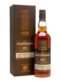 Glendronach 2003 Single Cask 4034 13 yo Batch 14