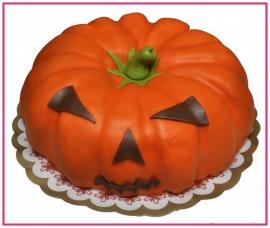 Halloween Taart 20 pers