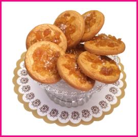 Nieuw Gemberkoekjes 10 stuks ± 180 gram