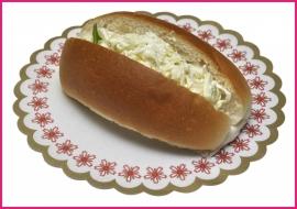 Broodje met Selerie Salade (Vegetarisch).