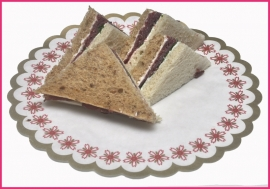 Mini Sandwiches Rookvlees per 2 stuks