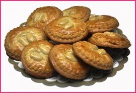 Mini gevulde koeken.