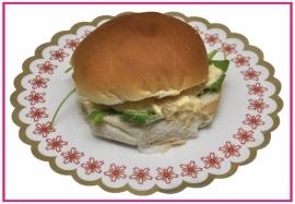 Broodje met Ei Salade.