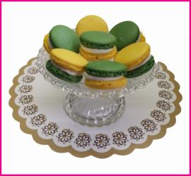(Nieuw)Macarons Ananas-Cocos