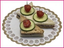 Mini Sandwiches Ribeye per 2 stuks
