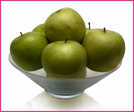 Appels (granny smith) per stuk
