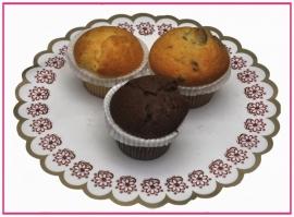 Mini Muffins per stuk.