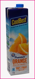 Jus de Orange Coolbest 1 liter pak