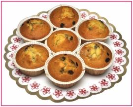 Rozijnen Muffin per stuk.