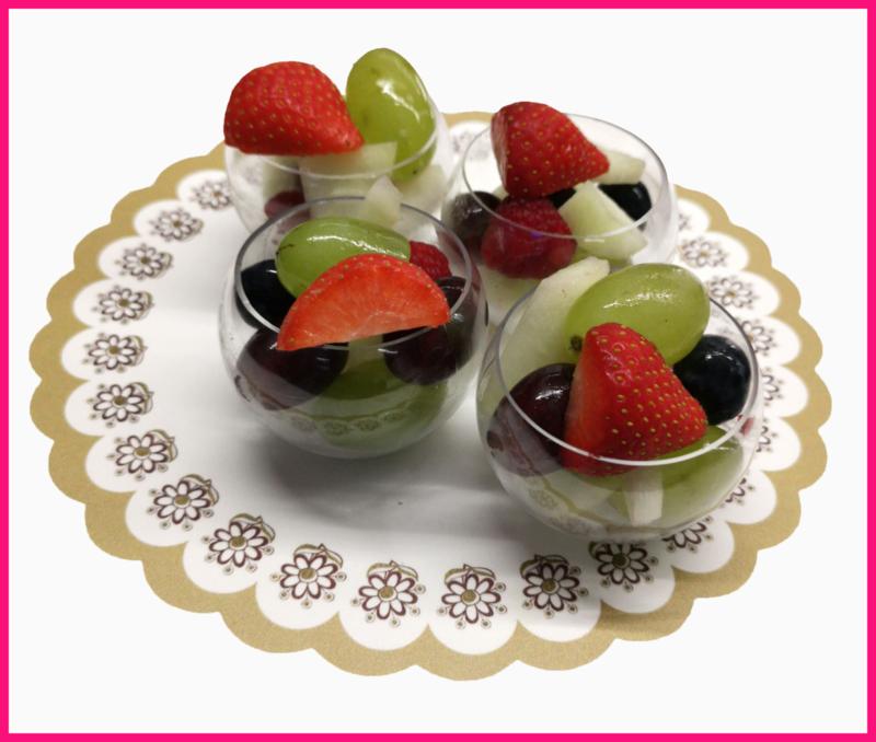 Bakje vers fruit ± 50 gram