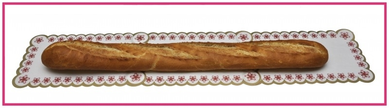 Stokbrood  per stuk.