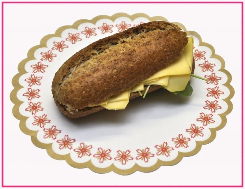 Broodje met Kernhem kaas