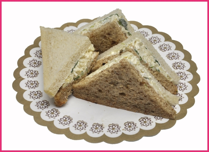 Mini Sandwiches Selerie salade per 2 stuks