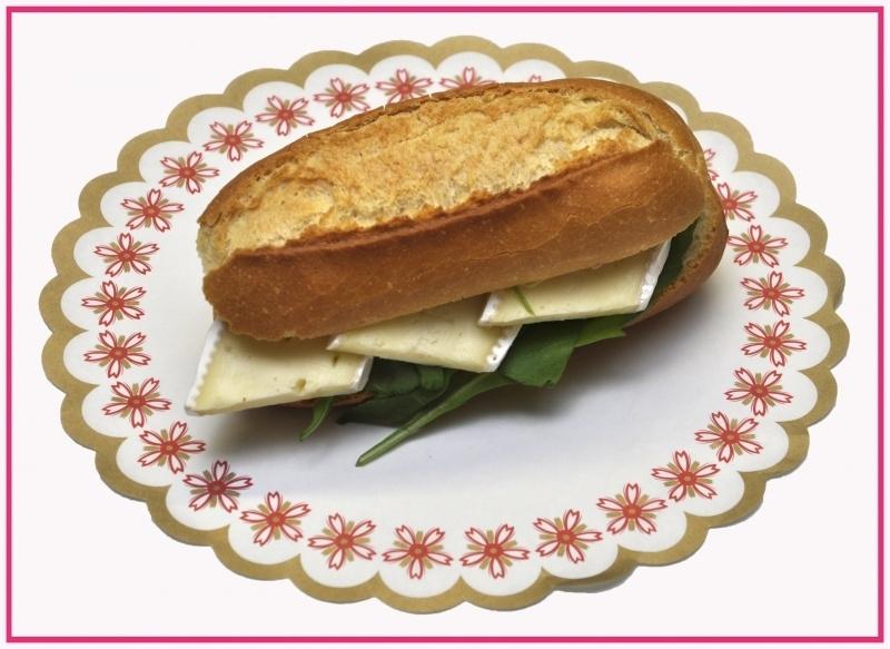 Broodje met Brie