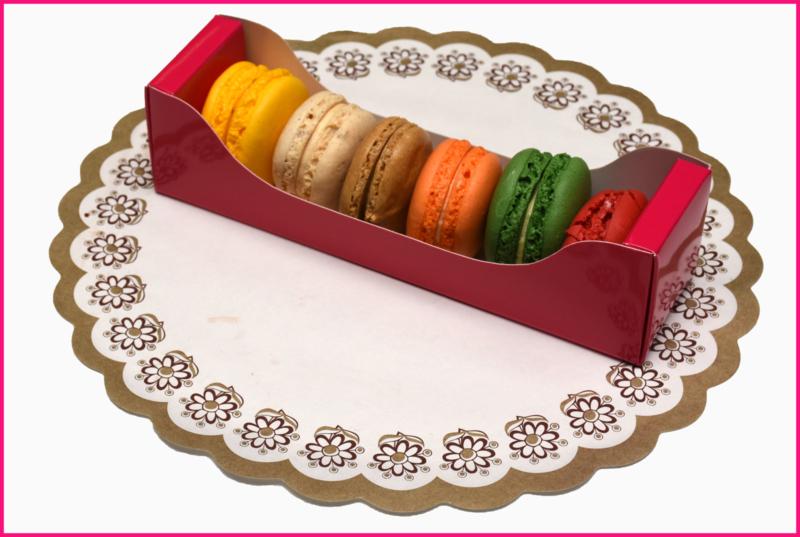 Macarons  7 stuks