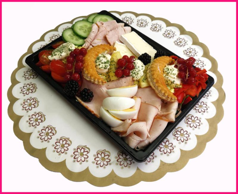 (Nieuw) Huzaren Salade 2 pers