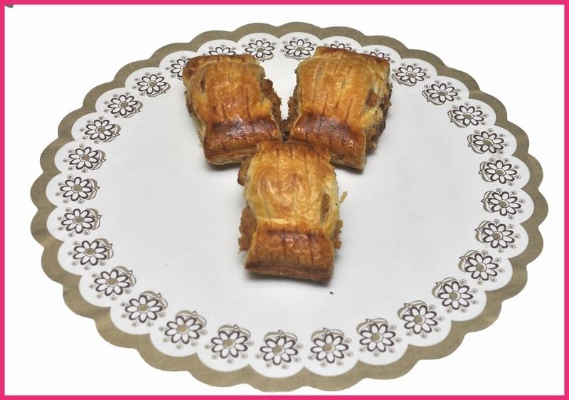 Mini Saté Ragout broodje per stuk