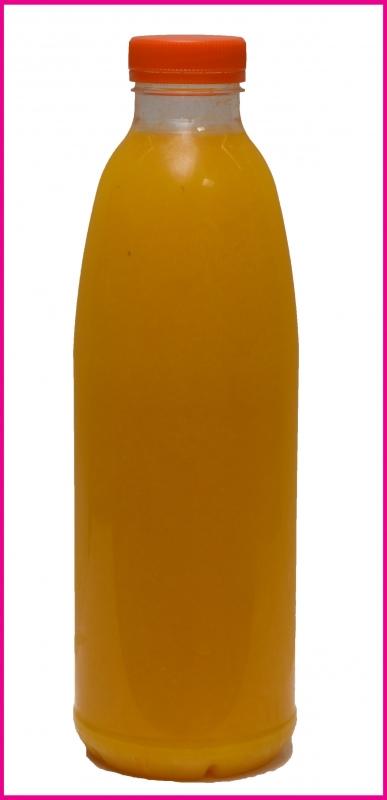 Jus de Orange vers geperst 1 liter.