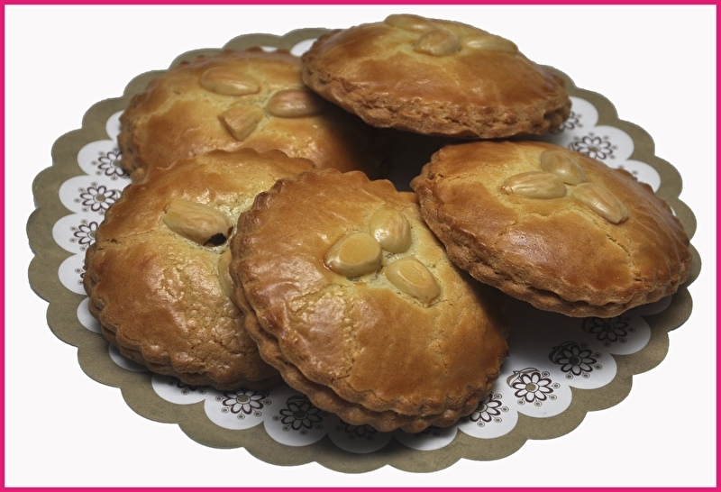Gevulde koeken per  stuk