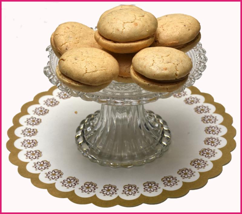 Macarons (Hazelnoot)  per stuk