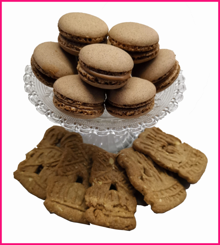 Speculaas Macarons