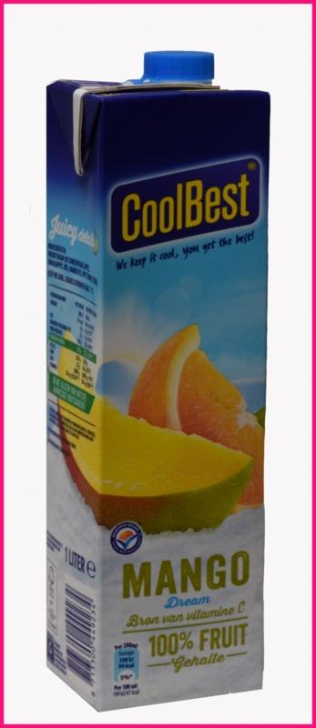 Jus de Orange/Mango  Coolbest 1liter