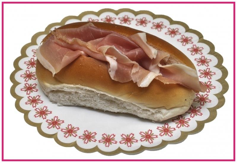 Broodje met Ardennerham