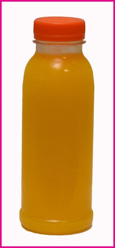 Jus de Orange vers geperst 0,33 liter.