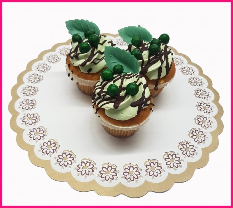 Cupcake Pistache per stuk