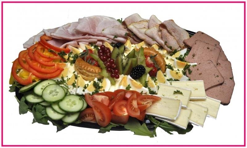 Huzaren salade per persoon