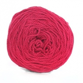 Nurturing Fibres Eco-Cotton Ruby Pink