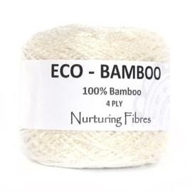 Nurturing Fibres Eco-Bamboo  Vanilla