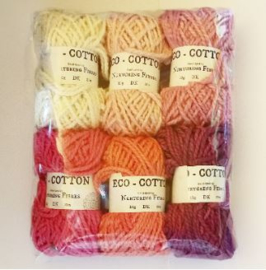 Eco Cotton mini ball kit Winter warmth