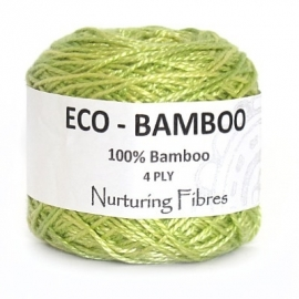 Nurturing Fibres Eco-Bamboo Lime