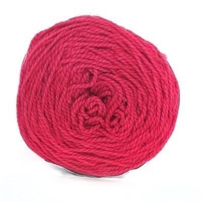 Nurturing Fibres Eco-Cotton Ruby Pink