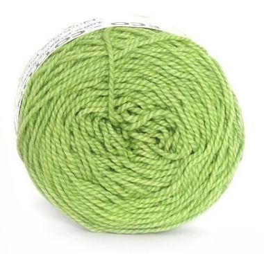 Nurturing Fibres Eco-Cotton Lime