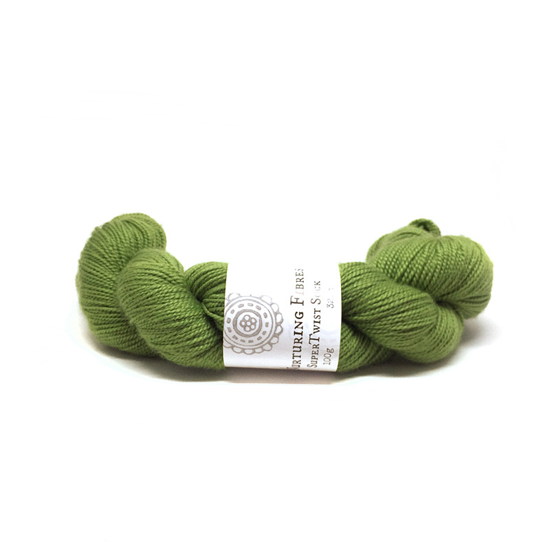 Nurturing Fibres single spun Lace Nori