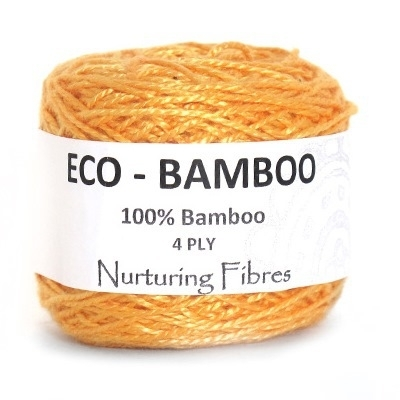 Nurturing Fibres Eco-Bamboo  Sunglow