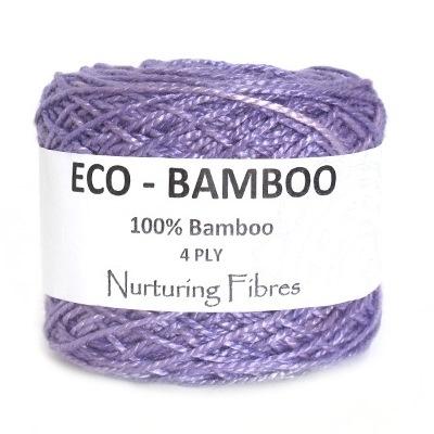 Nurturing Fibres Eco-Bamboo Lavender