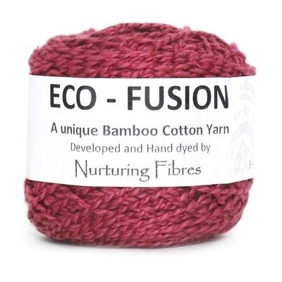 Nurturing Fibres Eco-Fusion Bordeaux