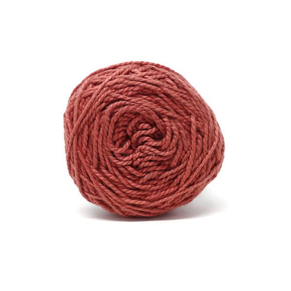 Nurturing Fibres Eco-Cotton Persian red