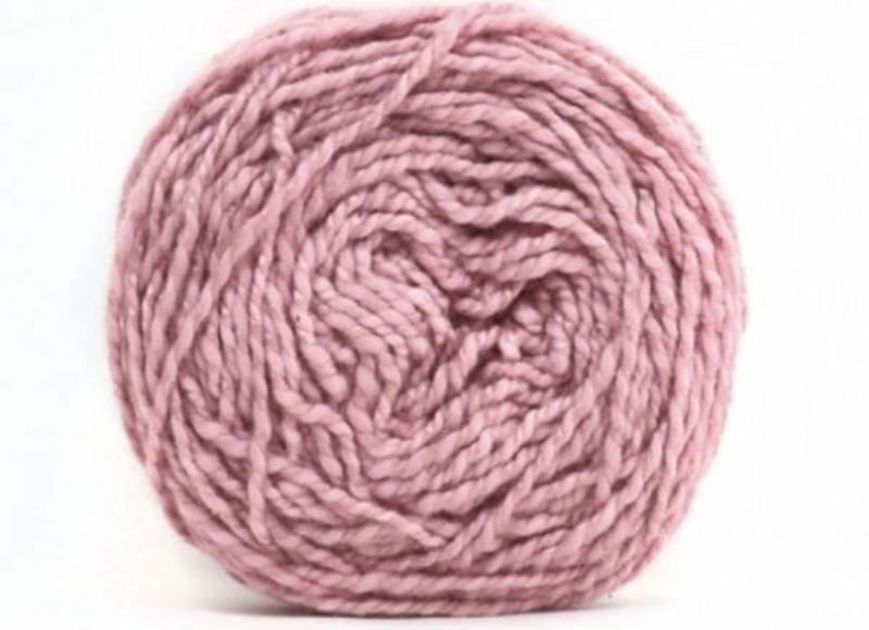 Nurturing Fibres Eco-Cotton Rose