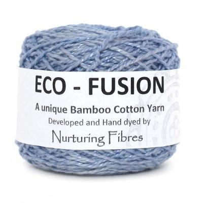 Nurturing Fibres Eco-Fusion Cornflower