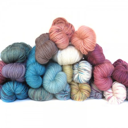 Full Wool  shade card