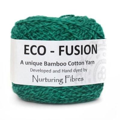 Nurturing Fibres Eco-Fusion Emerald