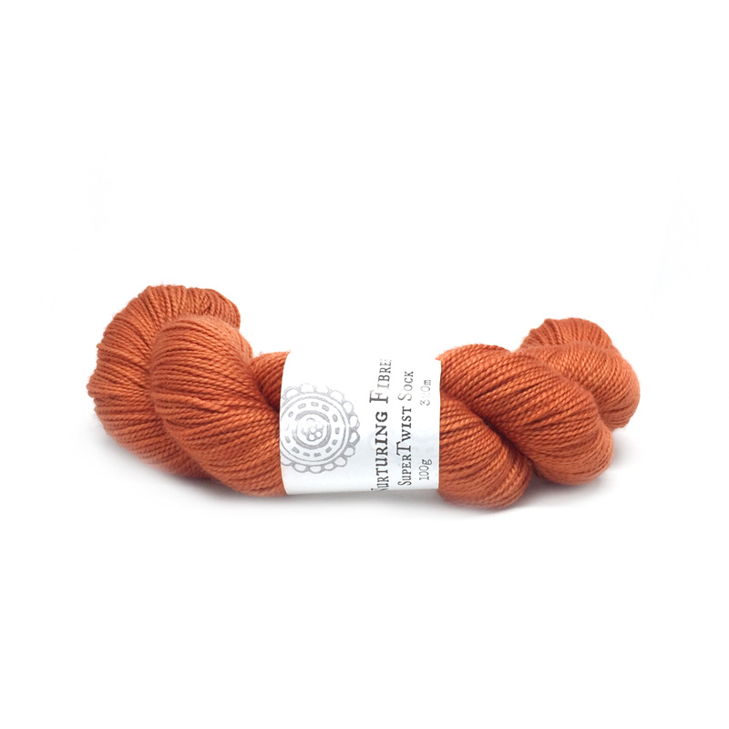 Nurturing Fibres single spun Lace Maple
